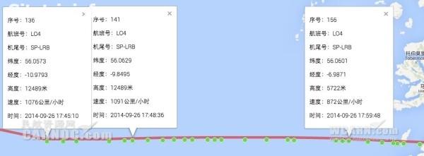 波兰航空787飞机发布紧急情况 已安全降落