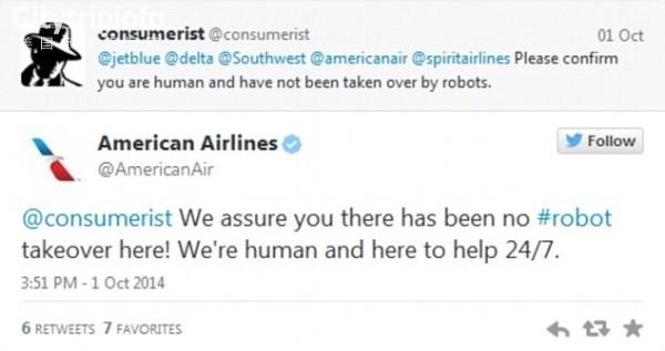 """多次称顾客""""人类先生"""" 美联航回信闹笑话"""