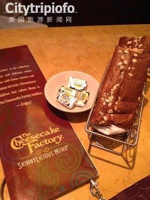 美式经典餐厅Cheesecake Factory芝士蛋糕工厂