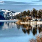 美国洛杉矶大熊湖之旅