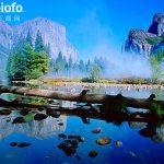 美国加州自然风光优胜美地国家公园Yosemite National Park
