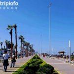 洛杉矶特色海滩威尼斯海滨大道Venice Boardwalk