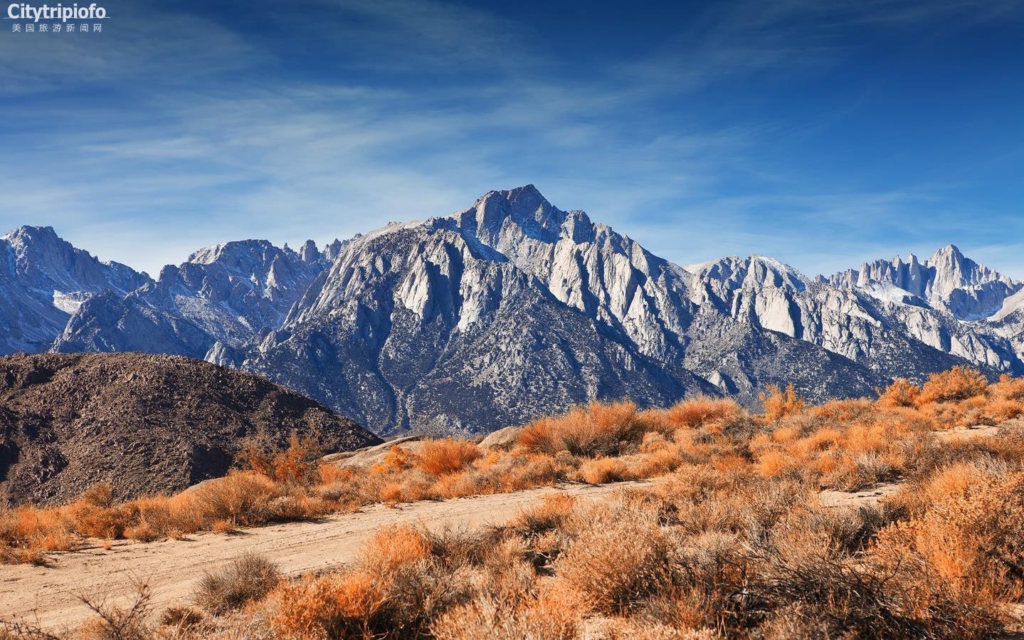 美国红杉树国家公园 Sequoia National Park