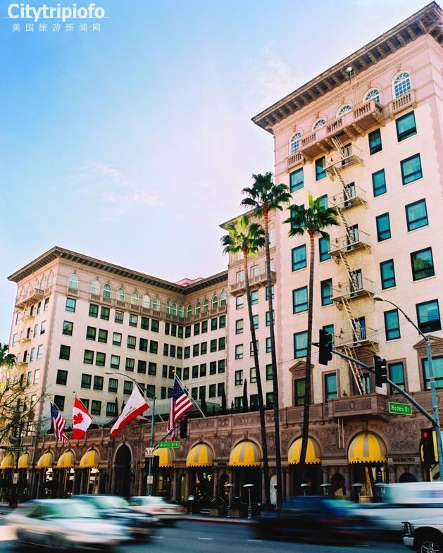 洛杉矶最奢华酒店推荐—爱她就让她体验你最奢华的爱