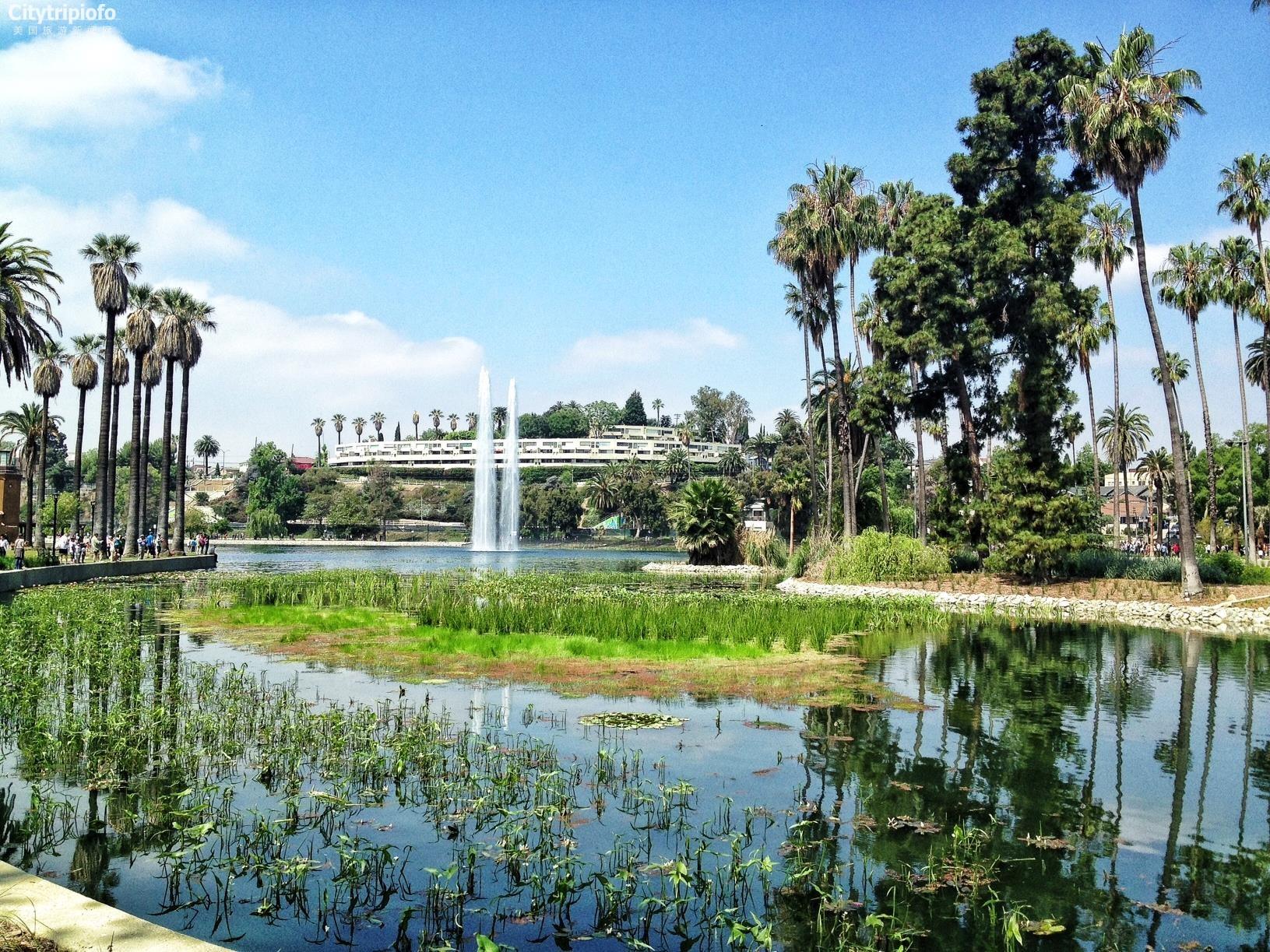 洛杉矶户外烧烤去哪儿?—BBQ公园推荐