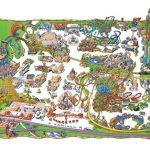 纳氏果园乐园Knott's Berry Farm游玩攻略