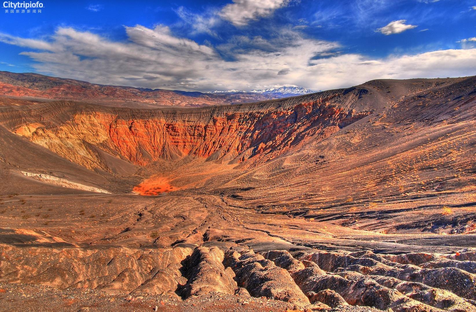 美国死亡谷国家公园Death Valley National Park