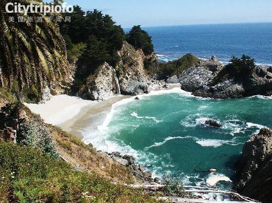 《美国加州大苏尔Big Sur》