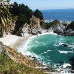 美国加州一号公路大苏尔Big Sur