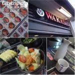 精美日本海鲜饭Wakasaya