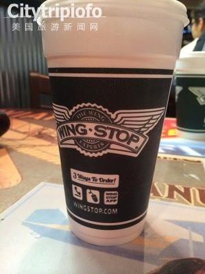 《美味美式炸鸡店Wing Stop》