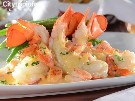 洛杉矶当地特色美食—Red Lobster