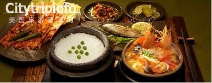 《洛杉矶韩国城人气爆棚的韩式料理 - BCD 豆腐锅》