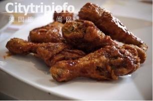 韩国人气炸鸡-KyoChon