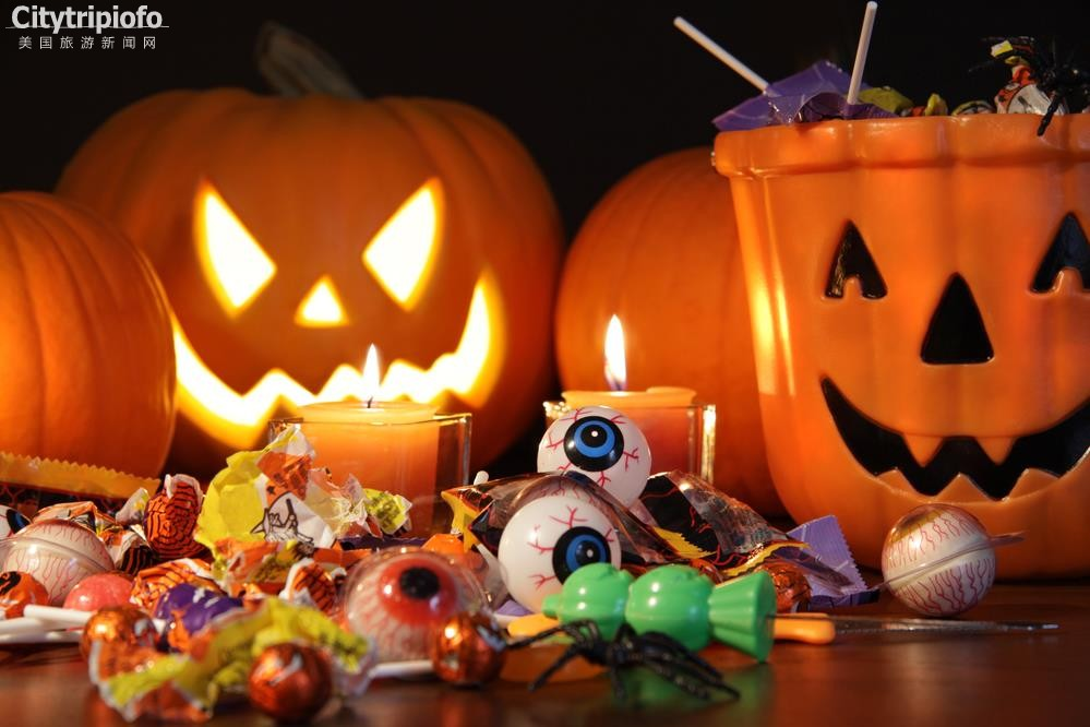 万圣节(万圣节) 活动  [Halloween Activities]