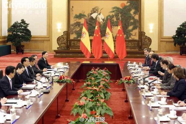 《西班牙将为中国游客提供快速签证便利》