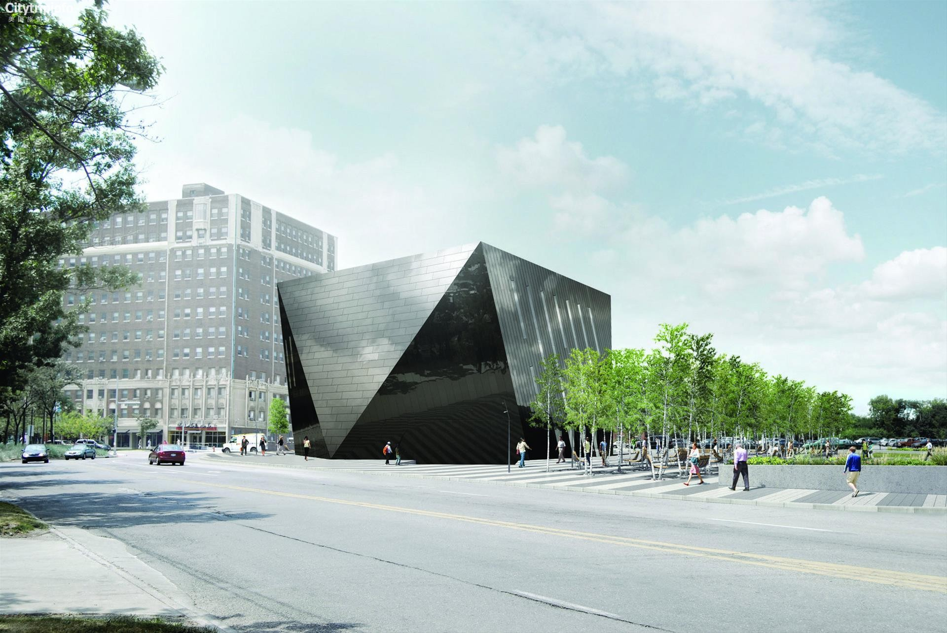 洛杉矶当代艺术博物馆  MOCA