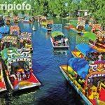 体验质朴鲜活的墨西哥城 快乐没道理