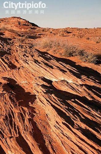 行摄美国西部峡谷 寻找最美的红沙落日