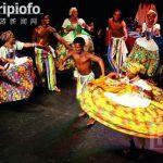 巴西众生相:蜜色足球与热力桑巴(组图)