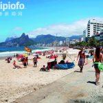 色彩斑斓 巴西那片热情的海(组图)