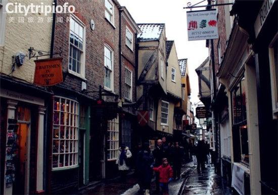 全英搜索 寻找哈利波特的足迹