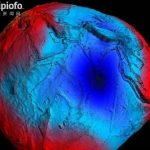 卫星发现南极3年融2千亿吨冰 改变地球引力