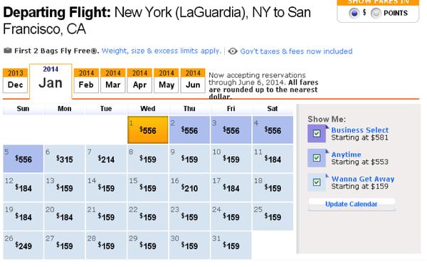 《如何购买美国机票 三大航空与廉价航空》
