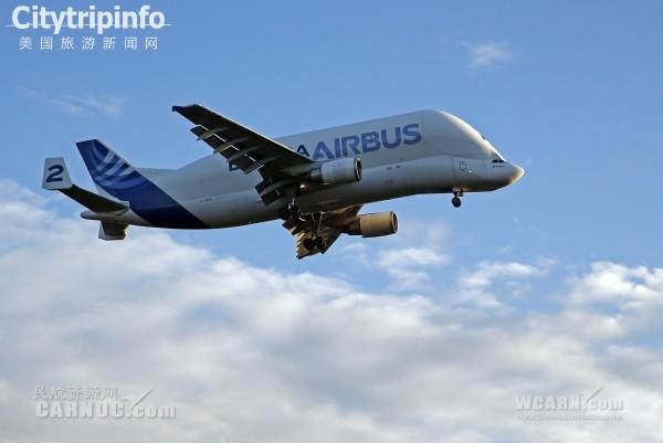 """空客将推出新版""""大白鲸""""飞机"""