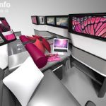 蝶形座椅获IATA创新大奖 舱位布局战将升级