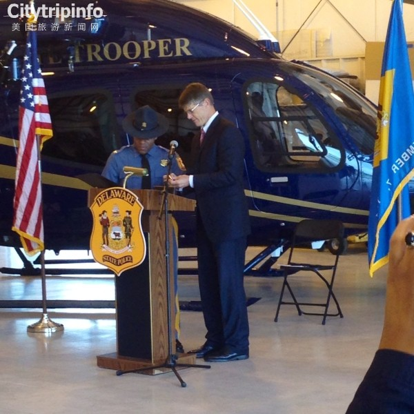 两架贝尔429紧急医疗救援直升机交付美州警
