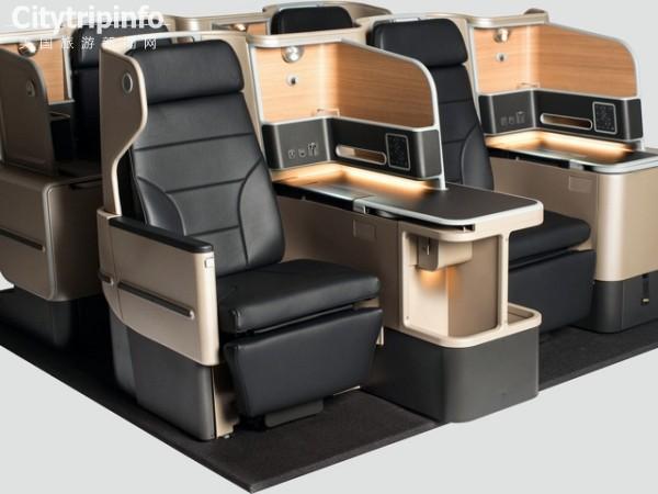 《社交VS私密性 澳航新商务舱座椅分隔板引争议》