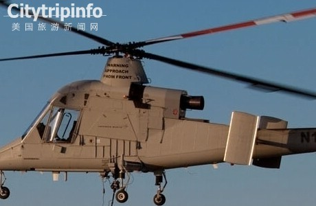 《美国计划一年内使用无人直升机进行野外灭火》