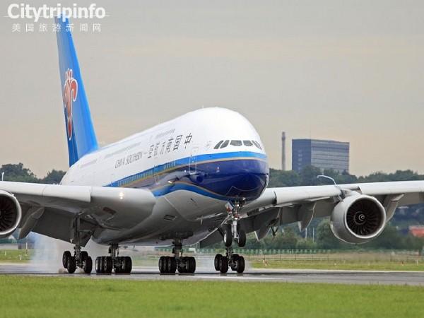 南航A380客机将重返悉尼-广州航线