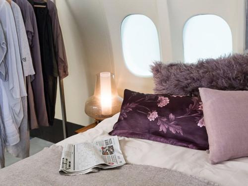 游世界|荷兰将退役客机改建成舒适酒店 可限时免费入住