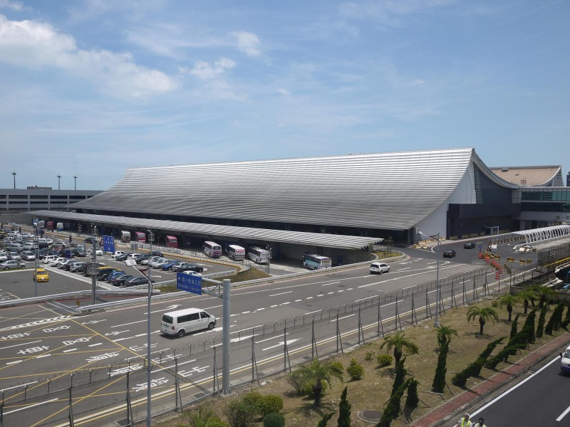 气势宏伟!桃园国际机场第一航厦获2014台湾建筑奖