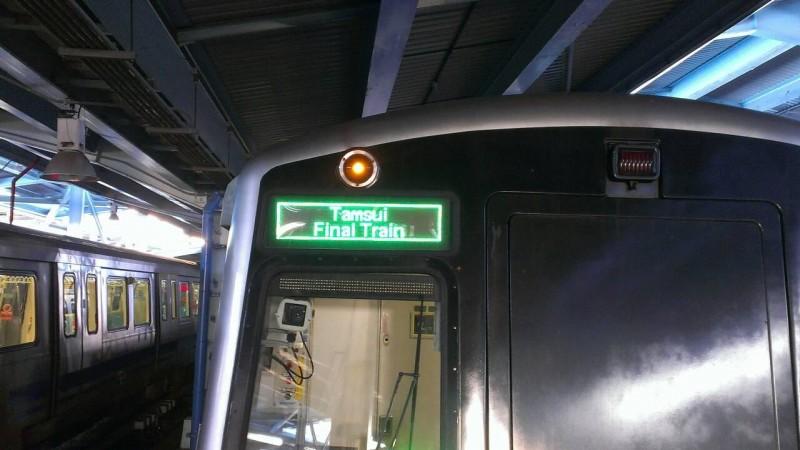 载过30亿人次 捷运淡水─新店最后列车今晚24时发车