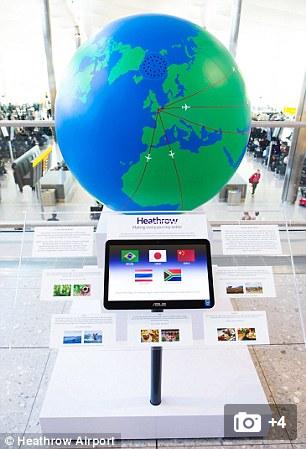 中国臭臭?英国机场一次闻遍5国家的气味