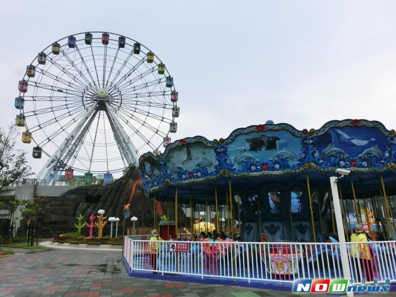《儿童新乐园也祭星光票 每周六、寒暑假夜间畅玩》