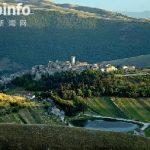 即将消失的景色 意大利古村落