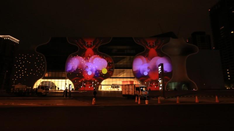 全球最难盖的房子!台中国家歌剧院将落成 光雕之夜登场