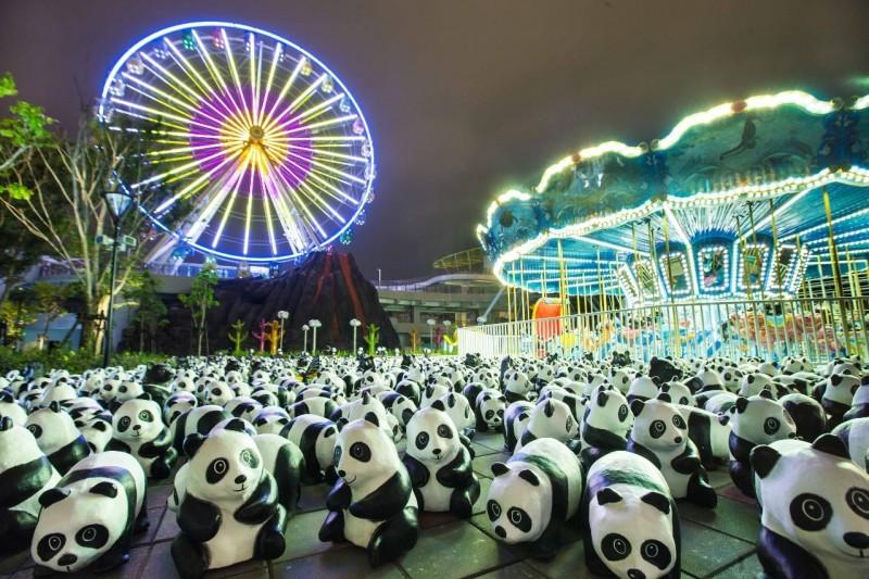 儿童新乐园也祭星光票 每周六、寒暑假夜间畅玩
