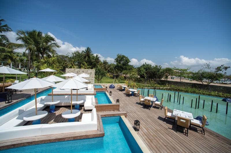 亲子假期不想人挤人? 巴里岛度假村亲子分区同享乐