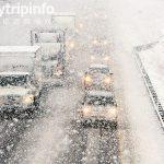 美国东部暴雪影响5700趟航班 感恩节回家难