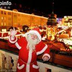英国圣诞乐园关门 顾客抱怨圣诞老人不够胖