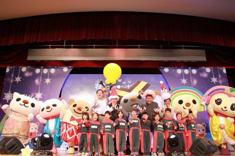 新北欢乐耶诞城演唱会 Dream Girls领军开唱