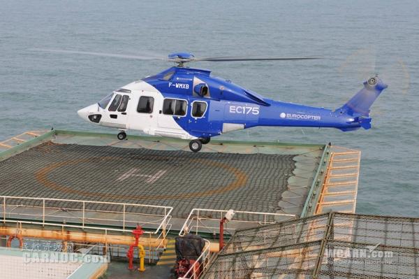 《空客直升机计划推出搜救型EC175》