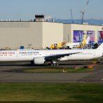 11月亚太地区接收65架新客机 中国居榜首
