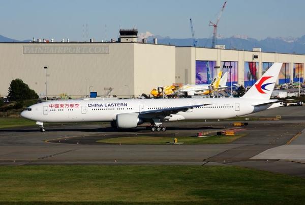 《11月亚太地区接收65架新客机 中国居榜首》