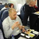 2014年美国航企机上航餐排名:廉航餐食垫底